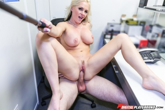 Alena Croft How To Use Your Selfie Stick – DigitalPlayground