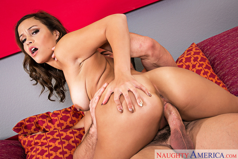 Karter Foxx & Johnny Castle in My Sister's Hot Friend – NaughtyAmerica