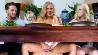 Julia Ann Lily Rader Lucas Frost Stuffing the Turkey – DigitalPlayground