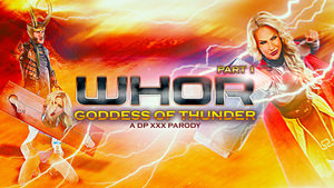 Whor Godess of Thunder A DP XXX Parody Part 1 – Phoenix Marie, Danny Mountain