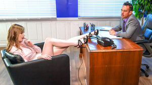 Bridgette B, Dolly Leigh, Johnny Castle – Office Slut – Flixxx