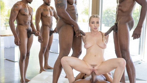 Kendra Sunderland – Ive Never Done This Before – Blacked