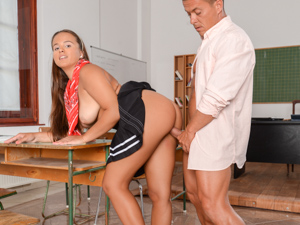 Olivia Nice, Matt Bird – DETENTION RULES – 21sextury