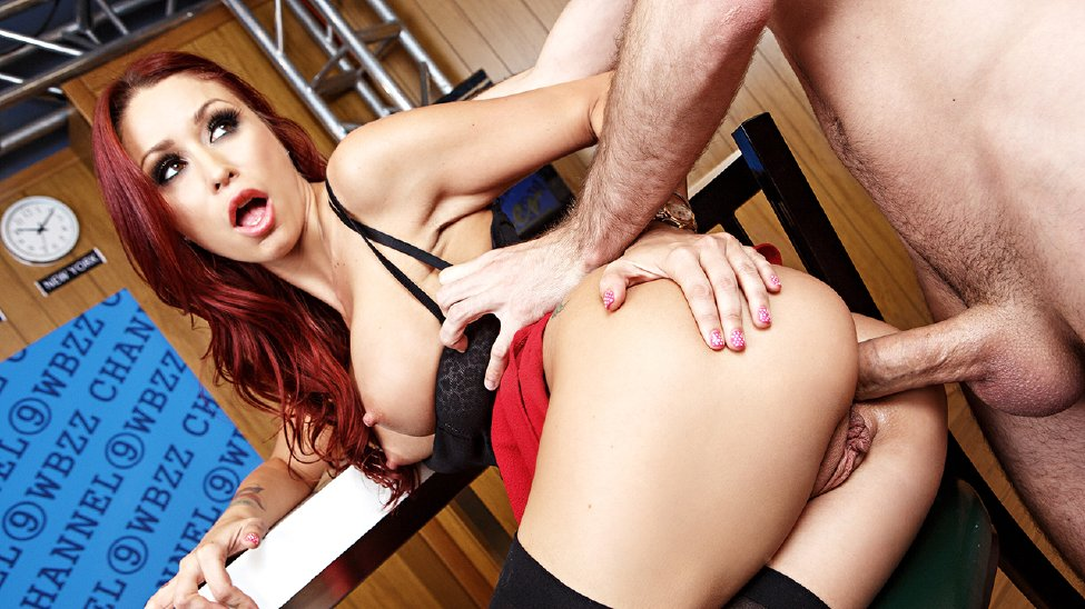 Monique Keeps it Fresh – Monique Alexander & James Deen – Brazzers