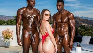 Blacked – Lily Love What if?