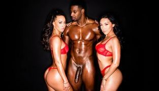 Blacked – Teanna Trump, Vicki Chase Welcome Back