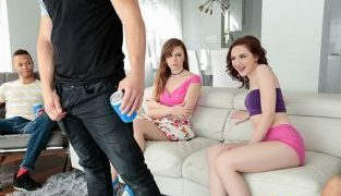 RealityKings – Alex Blake, Kelsey Kage Catfighting For Cock Pure18