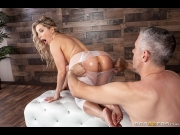 Ashley Fires – Bending Over Backwards – Big Wet Butts