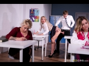 Amber Jade – Teacher's Pet – Big Tits At School
