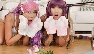 LittleAsians – Brenna Sparks, Sami Parker Kawaii Kitties