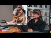 Avery Black – So This Is College – Sneaky Sex