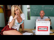 Jessie Rogers – Fucking For School President! – Big Tits At School