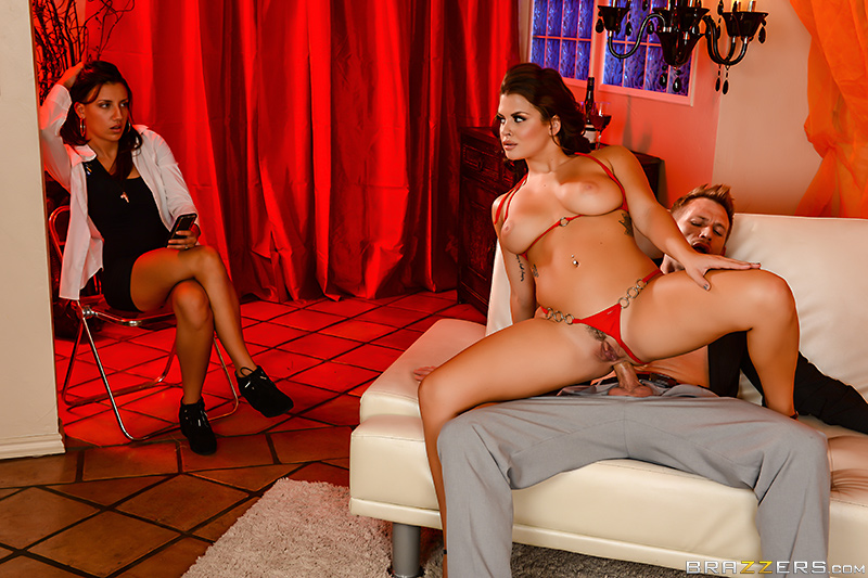Bill Bailey & Keisha Grey – Don't Touch Her 2 Big Butts Like It Big