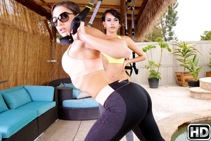 Janice Griffith Abella Danger – Training My Neighbor – RK Prime