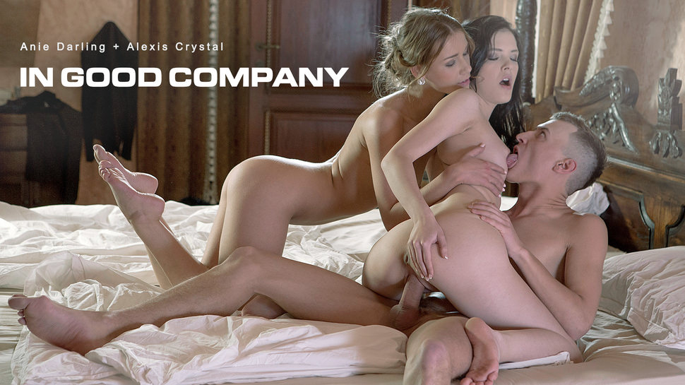 Alexis Crystal, Anie Darling – In Good Company – Babes