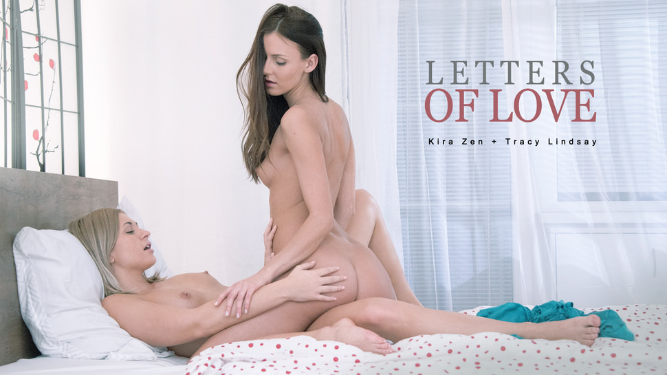 Kira Zen, Tracy Lindsay – Letters Of Love – Babes