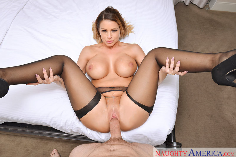 VIRTUAL REALITY – BROOKLYN CHASE, PRESTON PARKER – Naughty America