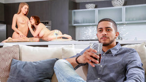 Flixxx – Testing My Son's New Girlfriend – Jill Kassidy & Krissy Lynn – DigitalPlayground