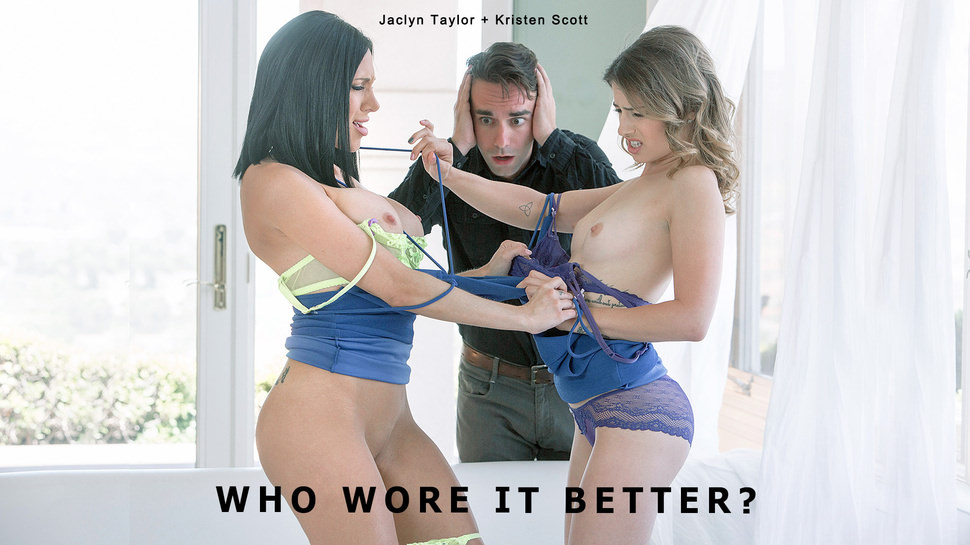 Kristen Scott – Who Wore It Better – Step Mom Lessons – Babes