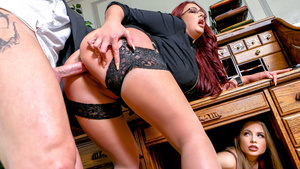 The New Girl Episode 4 – Alessandra Jane & Emma Butt & Luke Hardy – DigitalPlayground
