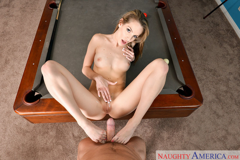 VIRTUAL REALITY – KIMMY GRANGER & JOHNNY CASTLE – Naughty America