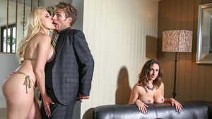 How I Fucked Your Mother A DP XXX Parody Episode 4 – Ashley Adams & Michael Vegas