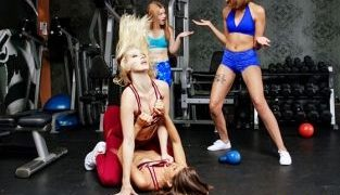 RealityKings – Sierra Nicole, Tara Ashley Workout Fit WeLiveTogether