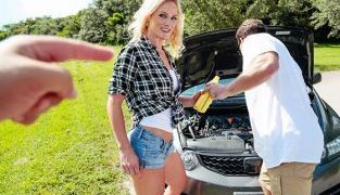 RealityKings – Sydney Hail Oil Change MilfHunter
