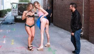 RealityKings – Haley Reed, Evelin Stone Daring Dames WeLiveTogether