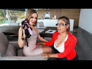Natasha Nice, Ella Knox – The Tutor – Moms Lick Teens