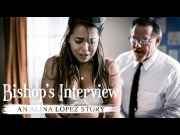 Alina Lopez – Bishops Interview An Alina Lopez Story    – Brazzztube