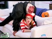 Cleo Clementine – Trick Or Treat Pussy Teasing – Exxxtra Small   – Brazzztube