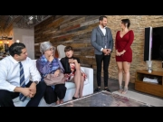 Ivy Lebelle – What Are You Thankful For – Sneaky Sex   – Brazzztube