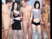 Anna de Ville, Sara Bell – Anal Monsters Anna de Ville Vs Sara Bell All Balls Deep, Big Gapes, Anal Fisting, Cumswapping with Swallow GIO976   – Brazzztube