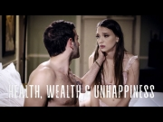 Izzy Lush – Health Wealth And Unhappiness    – Brazzztube