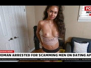 BangFakeNews – Angel Lover – Scams Men On Dating Sites To Fuck Her And Steals Their Cash    – Brazzztube