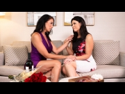 MomsOnMoms – India Summer, Reagan Foxx – Stood Up By Her Husband   – Brazzztube