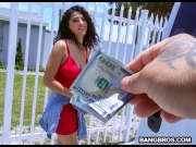 Gabriela Lopez – Fucking The Hottest Flower Girl – Bang Bus   – Brazzztube