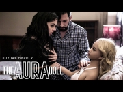Whitney Wright – The Aura Doll   – Brazzztube