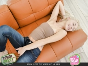Chloe Temple – An Extra New Nubile – She's New   – Brazzztube