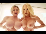 BangRammed – Brandi Love, Dee Williams – Share Each Other And A Thick Cock   – Brazzztube