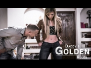 April Aniston – Daddys Golden Rules   – Brazzztube