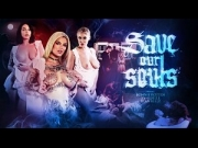 Bonnie Rotten, Ivy Lebelle & Ryan Keely – Save Our Souls   – Brazzztube
