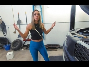 BangRoadSide – Jaimie Vine – Cheats On Her Husband To Get Her Car Back    – Brazzztube