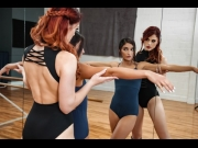 Emily Willis, Molly Stewart – The Audition Part 3    – Brazzztube