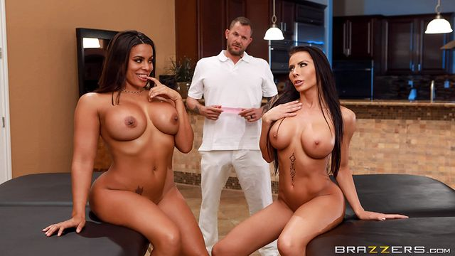 Madison Ivy, Luna Star – Treat Us Right – DirtyMasseur   – Brazzztube