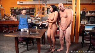 Anissa Kate – Not Here For The Coffee – MilfsLikeItBig  – Brazzztube