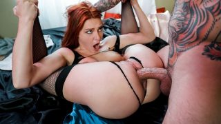 Lacy Lennon – Operatic Warm Up – LookAtHerNow  – Brazzztube