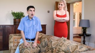 Georgie Lyall – The Lil Freak Under the Sheets – RKDupes  – Brazzztube