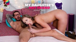 Ashley Red – My Daughters Hot Friend  – Brazzztube